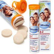 Водорастворимый комплекс витаминов и минералов Mivolis A-Z  20 шт
