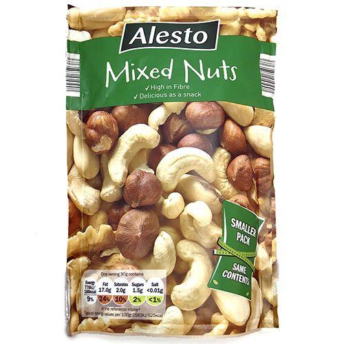 Смесь орехов Alesto Mixed Nuts 200 г