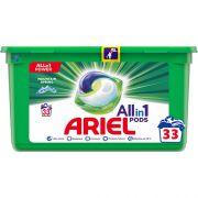 Капсулы универсальные Ariel All in 1 Mountain Spring 33 шт