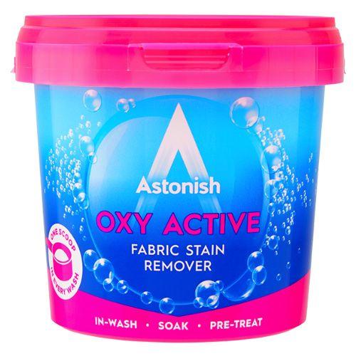 Пятновыводитель кислородный универсальный Astonish Oxy 1000 г