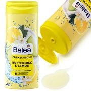 Гель для душа Balea Buttermilk Lemon 300 ml