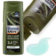 Гель для душа с экстрактом конопли Balea Spicy Hemp 300 ml
