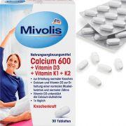 Комплекс для костей Кальций, D3, витамин K 30 шт