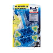 Туалетный блок DenkMit Blauspüler Lemon Splash 2 шт