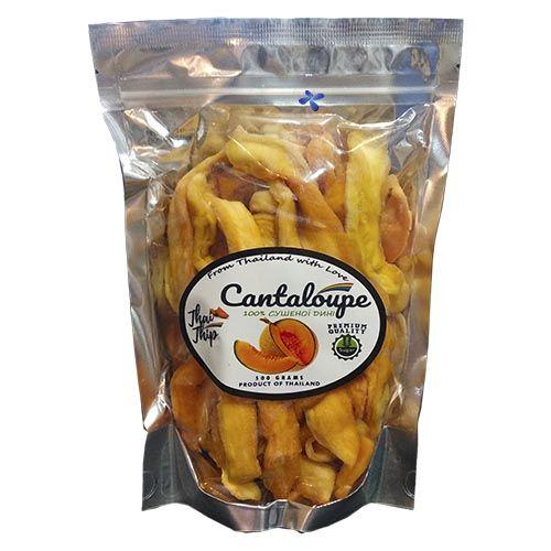Сушеная мускусная дыня с сахаром Thai Thip cantaloupe 500 г