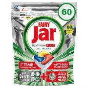 Капсулы для посудомойки Jar Platinum All in One Plus 60 шт