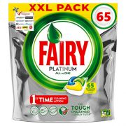 Капсули до посудомийки Fairy Platinum All in One 65 шт