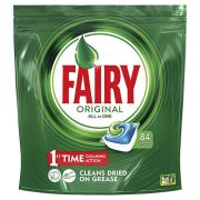 Капсулы для посудомоечной машины Fairy Original All in One 84 шт