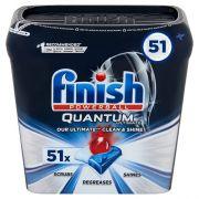 Капсулы для посудомоечных машин Finish Quantum Ultimate 51 шт
