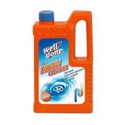 Гель для чистки сливных стоков Well Done Drain Cleaner 1 л