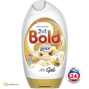 Гель для универсальной стирки Bold 2in1 Gold Orchid 24 стирки