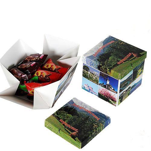 Конфеты подарочные Закарпатский Чернослив 425 г