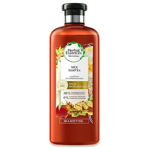 Шампунь для глубокого восстановления Herbal Essences Мед манука 400 мл