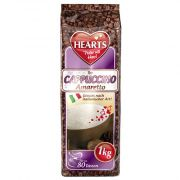 Капучино-порошок Hearts со вкусом амаретто 1кг