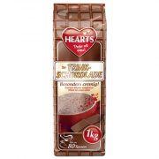 Капучино-порошок Hearts с шоколадным вкусом 1кг