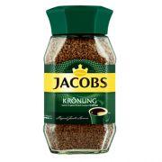 Растворимый сублимированный кофе Jacobs Kronung 200 г