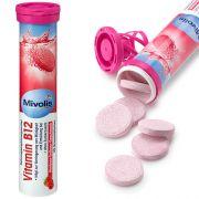 Водорастворимые витамины Mivolis B12 20 шт