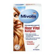 Комплекс минералов и витаминов для волос Mivolis Haar Vital 60шт