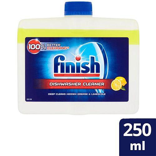 Промывка для посудомоечной машины Finish Lemon 250 мл