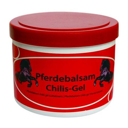 Гель для суставов разогревающий Pferdebalsam Chili 500 мл
