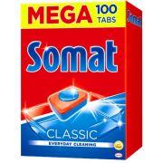Таблетки для посудомоечной машины Somat Classic 100 шт