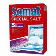 Соль для посудомоечных машин  Somat 1,5 кг