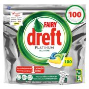 Капсулы для посудомойки Dreft Platinum All in One 100 шт