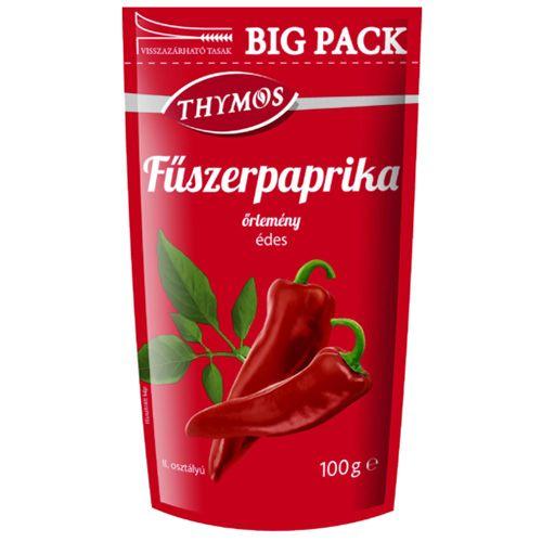 Паприка сладкая молотая Thymos Fuszerpaprika 100 г
