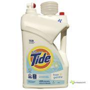 Гипоаллергенный гель для стирки Tide Free Gentle 158 стирок