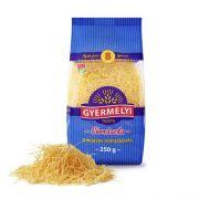 Макароны на основе 8 яиц тонкие спагетти Gyermelyi 250 г
