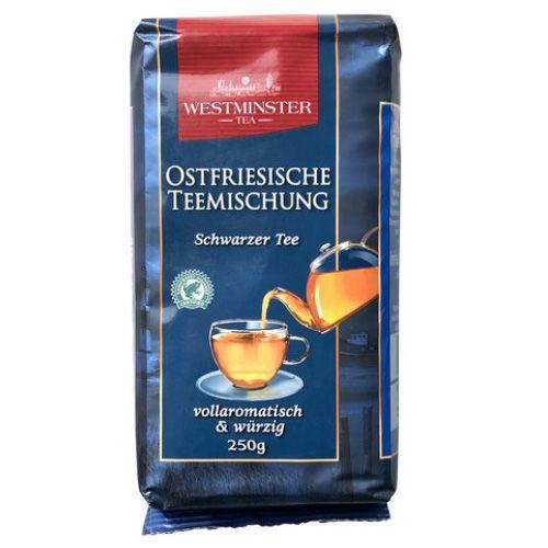 Чай черный заварной Westminster Tea Ostfriesische 250 г